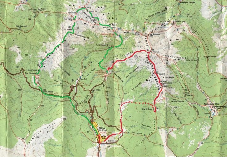 Inca o portie de Ciucas - Gropsoarele - Blogul de calatorii al ALEXANDREI