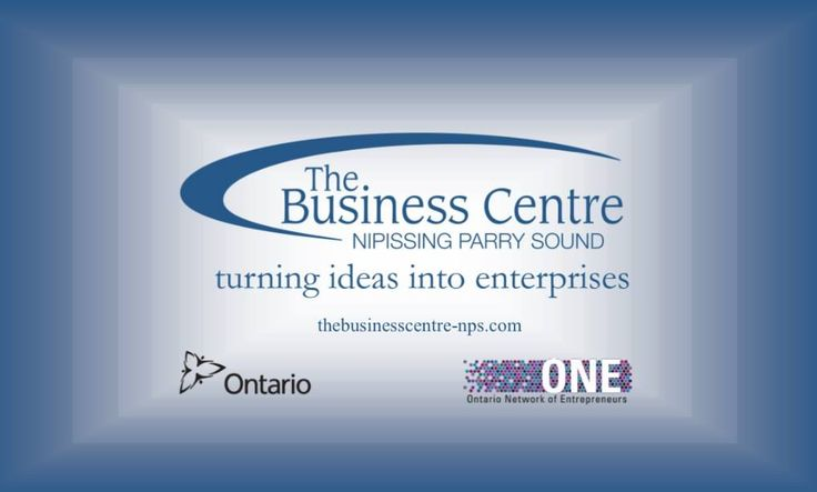The Business Centre! A great resource for start-up ventures!