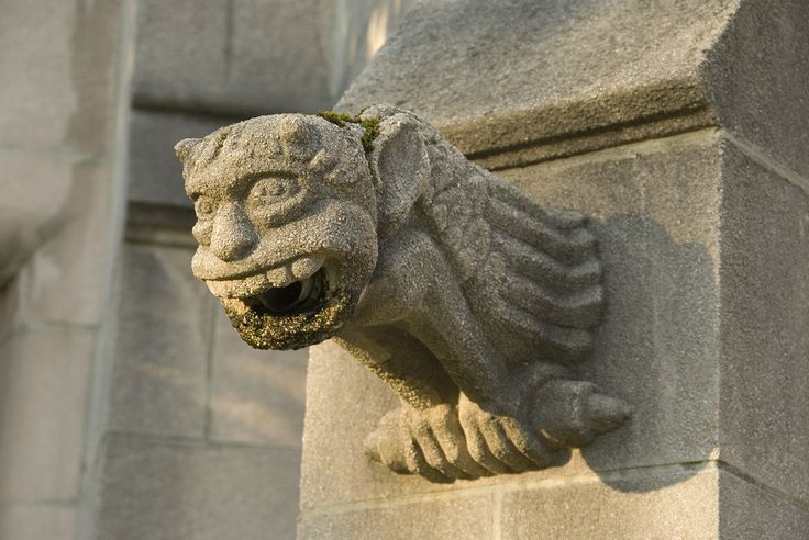 40 Gargoyles and Grotesques Around the World University of Washington – Seattle, Washington