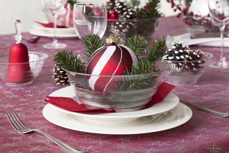 Grazie alle diverse misure in cui sono disponibili, le insalatiere Kristal possono avere usi diversi. #bamagroup #insalatiera #tavola #miseenplace #Christmas