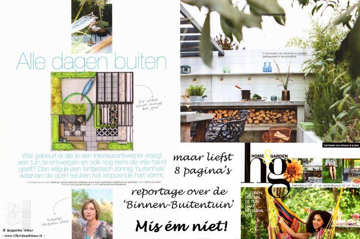 26 beste afbeeldingen over portfolio publicaties jacqueline volker lifestyle adviseur op - Buitentuin ontwerp ...