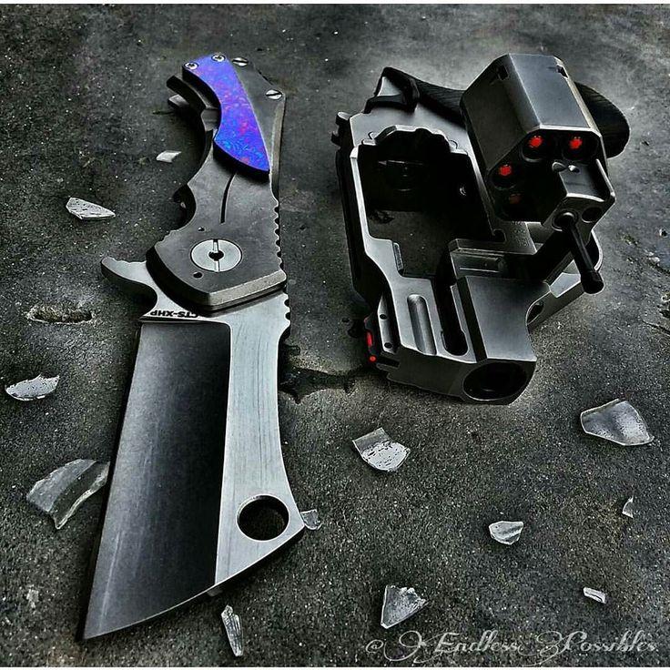 Summon this (or something like it) on amazon.com: http://amzn.to/1MnNAqJ Bretts sick combo @radknives Field Clever & Chiappa Rhino .357. Pic by @endlesspossibles #cleaver#revolver#357#knifenut#gun#revolver#flipper#gunporn#knifeporn#bladeporn#gunstagram#knifestagram#edc#shoot#shooting#edcknife#edcguns#everydaycarry#pocketdump#pocketknife#firearms#sick#sweeLoading that magazine is a pain! Get your Magazine speedloader today! http://www.amazon.com/shops/raeind