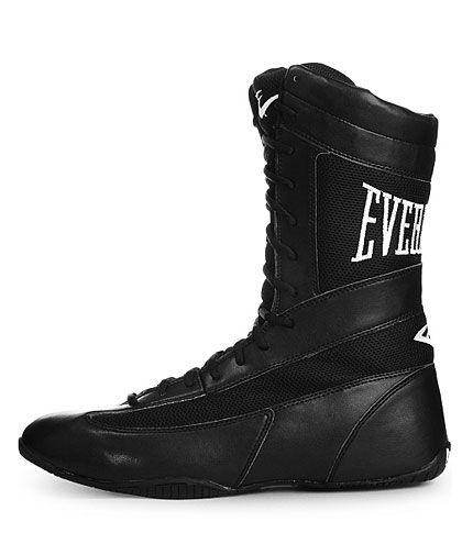 high top boxing shoes   everlast Hi-Top Boxing Boots
