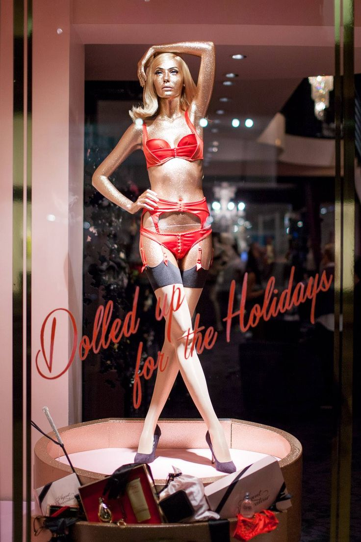 163 Best Images About Christmas Displays With Mannequins