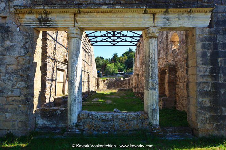 Paleopolis Archeological Site, Corfu