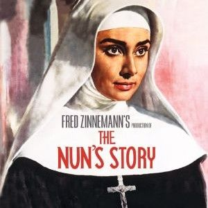 Audrey Hepburn stars in The Nun's Story as Sister Luke, postulant of a Belgian order of nuns. Though frequently disillusioned in her efforts to spread good will -- at one point she is nearly killed by a mental patient (Colleen Dewhurst) -- Sister Luke perseveres. Sent as a nurse to the Belgian Congo, an assignment she'd been hoping for, Sister Luke is disappointed to learn that she will not be ministering to the natives but to European patients. Through the example of no-nonsense chie...