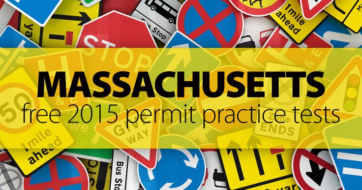 FREE Massachusetts RMV Practice Test 2015 | MA . . . from home!
