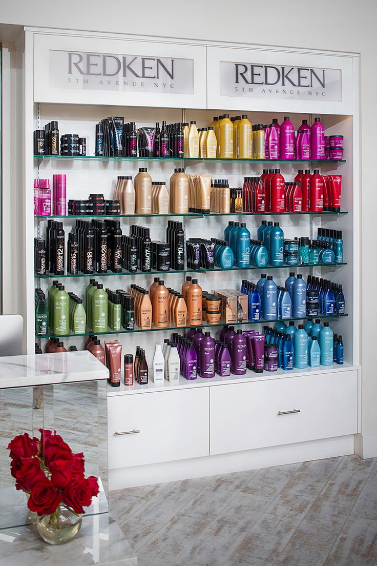 salon retail ideas