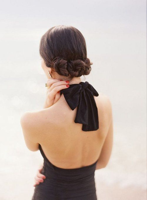 `what a beautiful, classy updo