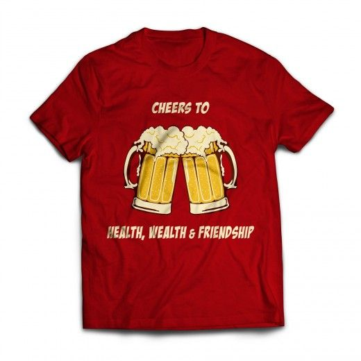 Cheers guys tshirt