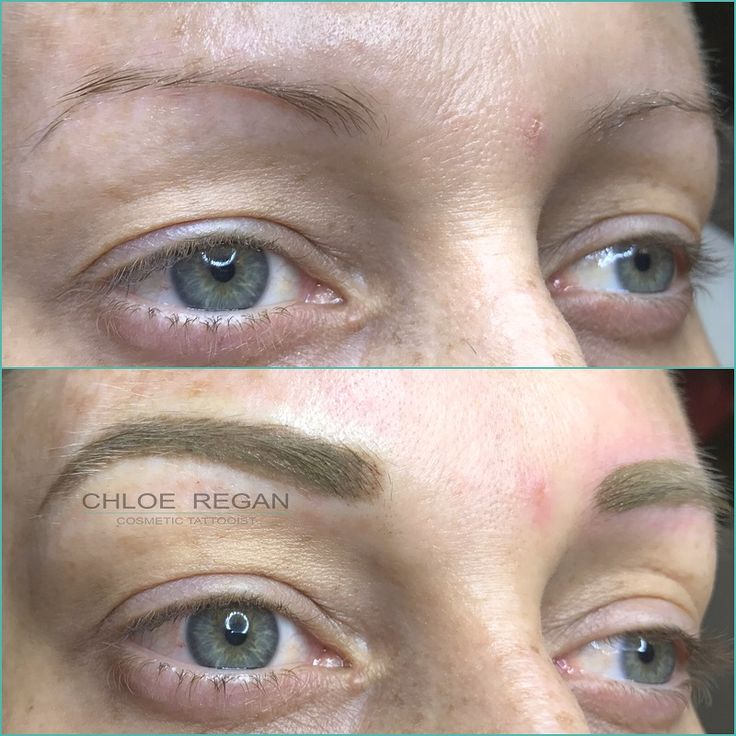 25 best ideas about cosmetic tattoo on pinterest for Powder eyebrow tattoo