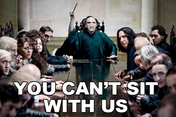 harry potter mean girls memes | Harry Potter/Mean Girls mashup memes will make you laugh till you cry ...