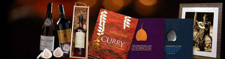 Curry, seafood, vegetarian cooking books -We have it all by Chef Vivek Singh as seen him on Saturday Kitchen. #chefviveksingh #cookerybooks