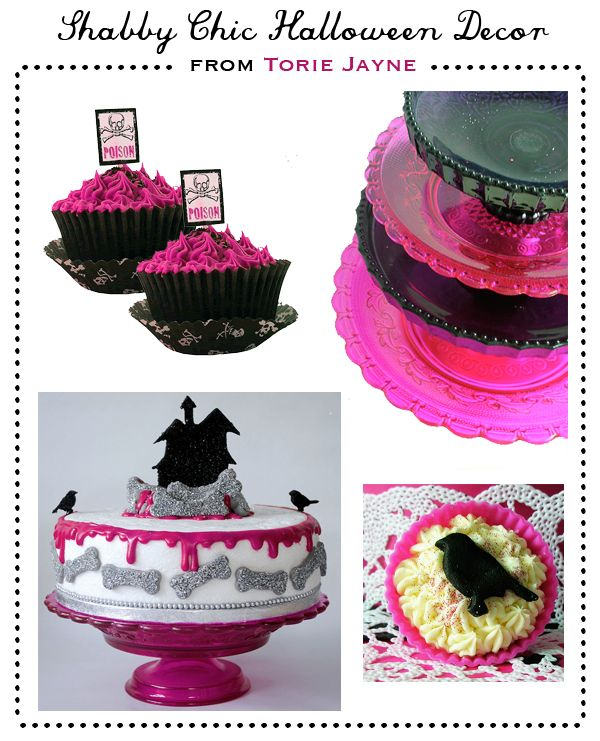 Crafts Ideas, Colors Alternative, Fab, Black Halloween, Pink Halloween, Halloweenwitchypoo, Halloween Cake, Chic Halloween, Halloween Ideas