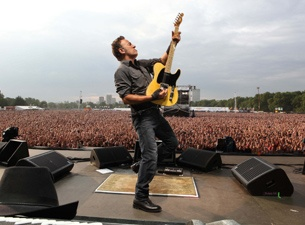 Bruce Springsteen & The E Street Band...saw them live in Denver about a million years ago. So good
