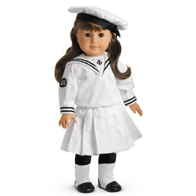 Samantha's Original Middy Outfit (retired) - American Girl Dolls