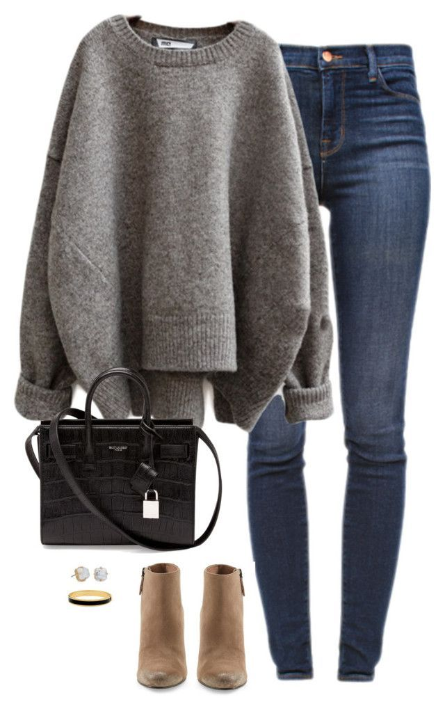 """""""sleep pls"""" by kitkatdana ❤ liked on Polyvore featuring J Brand, Dolce Vita, Yves Saint Laurent, Lele Sadoughi, Halcyon Days, women's clothing, women, female, woman and misses"""