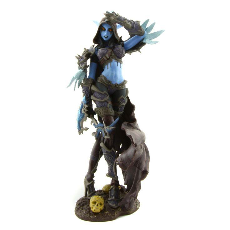 27.72$  Watch now - https://alitems.com/g/1e8d114494b01f4c715516525dc3e8/?i=5&ulp=https%3A%2F%2Fwww.aliexpress.com%2Fitem%2FStarz-WoW-Sylvanas-Windrunner-Undead-Forsaken-Queen-Action-Figures-High-Elf-Model-Toys-Online-Game-Peripherals%2F32618698096.html - Starz WoW Sylvanas Windrunner Undead Forsaken Queen Action Figures High Elf Model Toys Online Game Peripherals Gift 27.72$