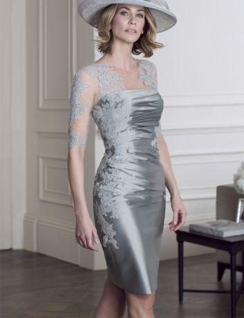 Where To Buy Silver Gray Mother Of The Bride Dresses