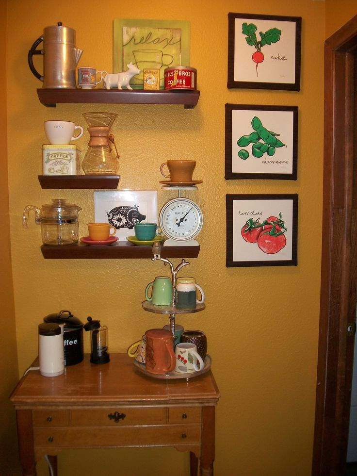 coffee corner julianna 39 s house pinterest cups love