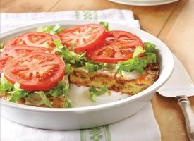 Impossibly Easy BLT Pie.Dinner, Blt Pies, Blt S, Blts, Impossible Pies, Bacon, Easy Blt, Yummy, Food Recipe'S Impossible Easy