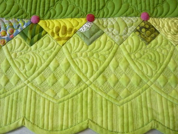 44 Best Quilting Ideas For Wide Borders Images On Pinterest