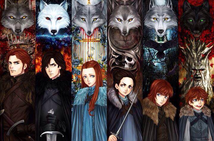 game of thrones fan art daenerys