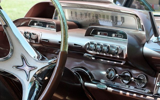 Dodge Dart Dashboard >> 1960 Dodge Dart Phoenix 4-Door Hardtop (3 of 10) | MOPAR MUSCLE (VINTAGE & NEWER ) MOPARS ...