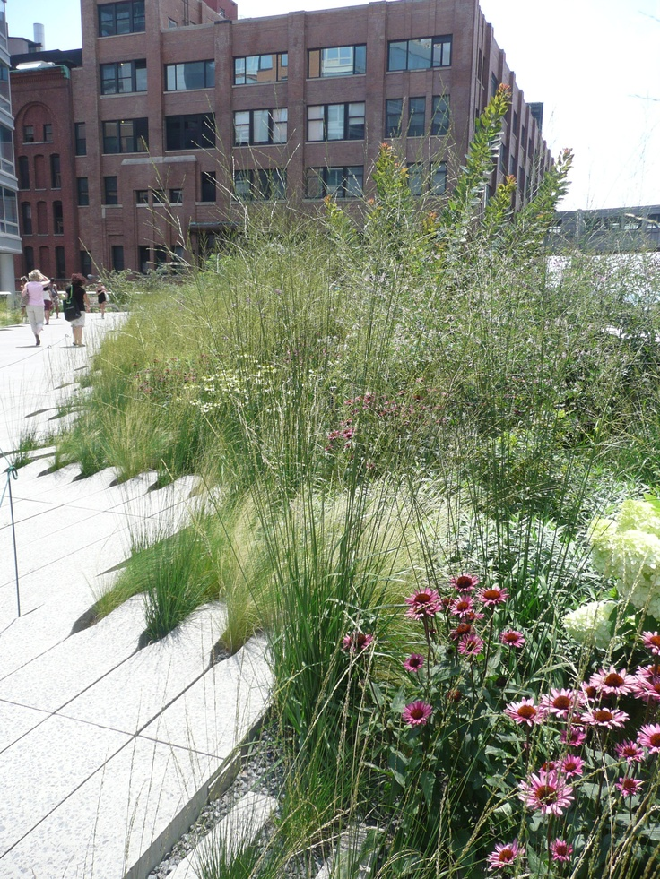23 Best Images About High Line Garden_ New York On