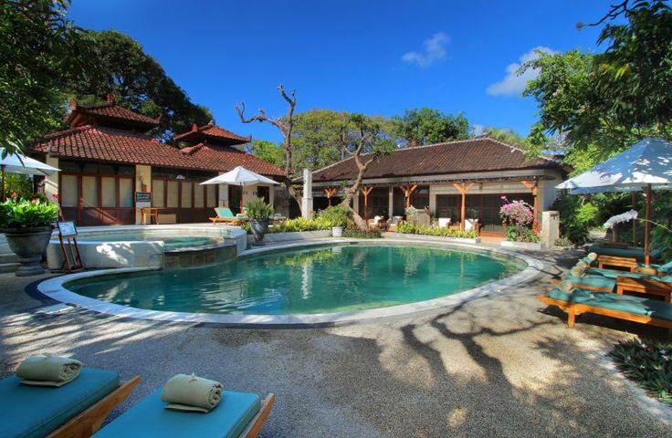 Garden Pool, garden pool alam kulkul, alam kulkul, alam kulkul resort, alam kulkul boutique resort, alam kulkul kuta