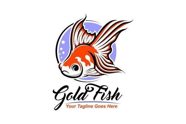Goldfish Logo Goldfish Fish Logo Logos