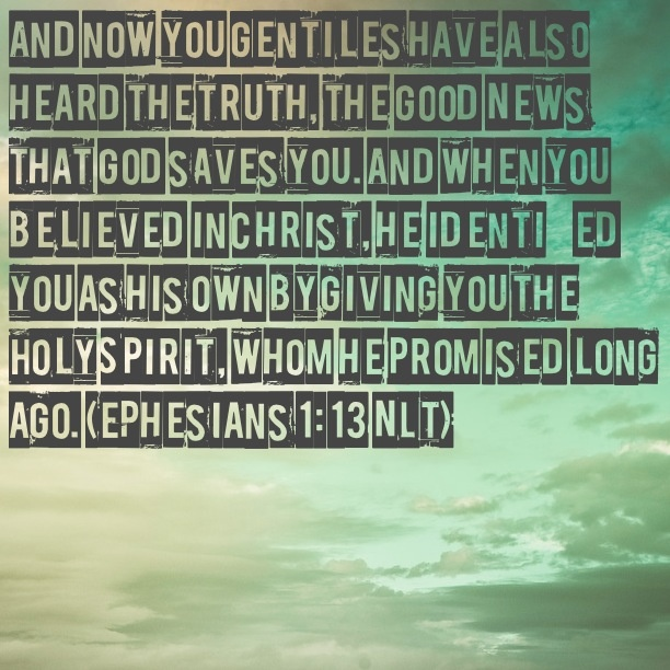 17 best bible verses on spirit images on pinterest daily bible believe in christ and you will receive the gift of gods spirit the holy spirit negle Image collections