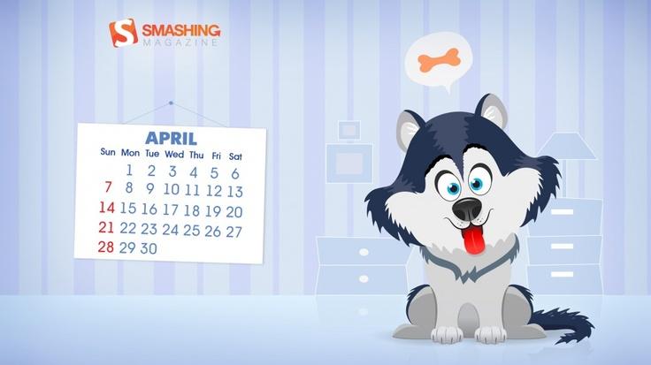 April 36