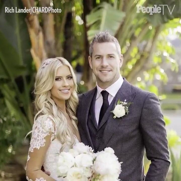 Flip Or Flop Star Christina El Moussa Just Married Ant Anstead Her Boyfriend Of One Year In A Surprise Wedding In 2020 Surprise Wedding Christina Christina El Moussa
