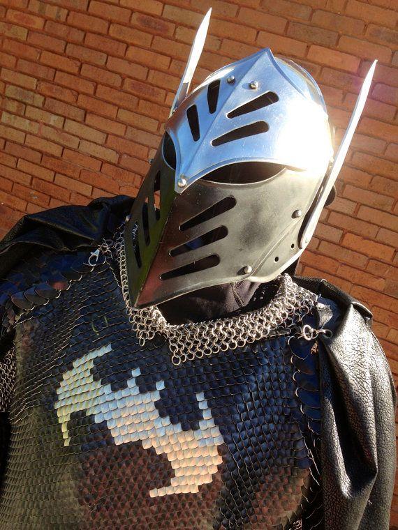 cotte de maille batman 3   cotte de maille Batman   photo image Dark Knight Rises cotte de maille cosplay Batman