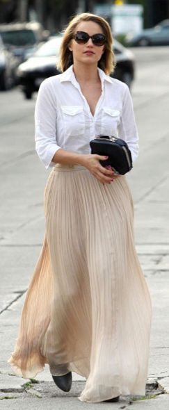 1000  images about maxi skirt style on Pinterest | Maxi skirts ...