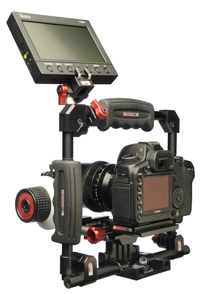 what about this? DSLR rig with a cinema.