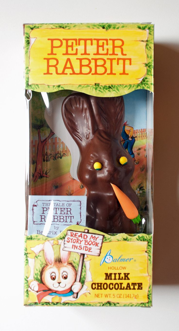 We Tried 10 Chocolate Easter Bunnies So You Don't Have To.  Choose the Lindt foil wrapped bunny w/bow!  At you local Target.