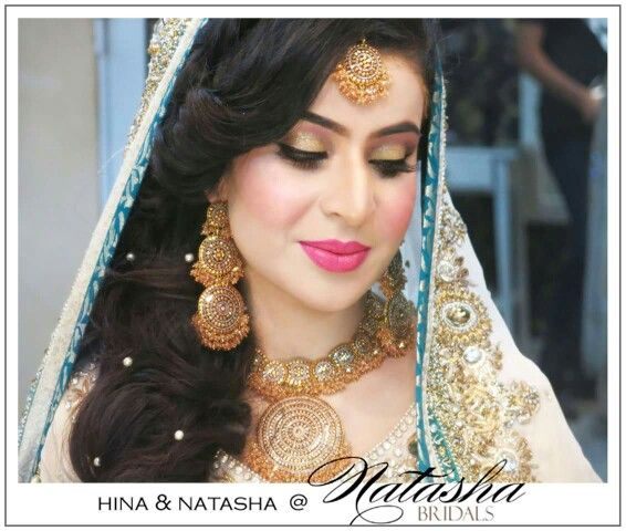 86 Best Beautiful Bridal Makeup Images On Pinterest | Indian Indian Bridal And Indian Beauty