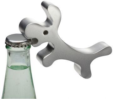 Dog shaped bottle opener