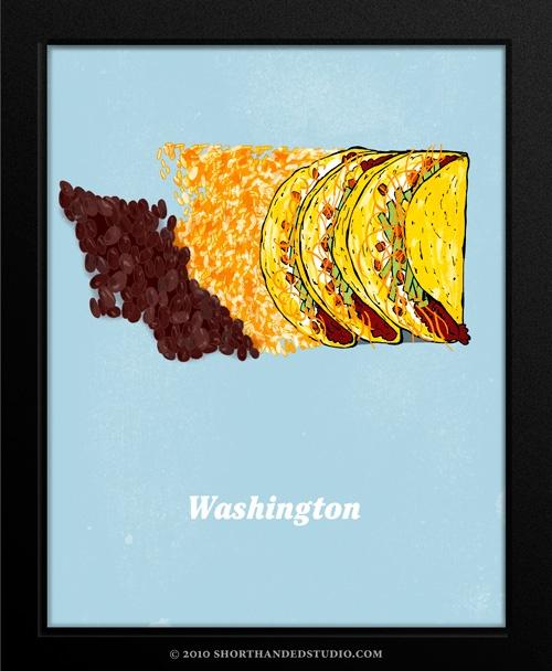 washington *snort*: John Holcomb, Beautiful Art, Etiqueta Cartelería