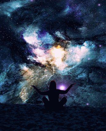 Di te mi parlano piangenti le stelle e le loro lacrime sono immagini divine.