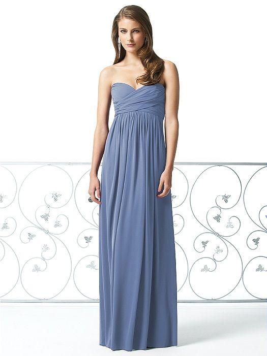 Dessy Collection Style 2846 http://www.dessy.com/dresses/bridesmaid/2846/?color=larkspur&colorid=1014#.VeTrLRNViko