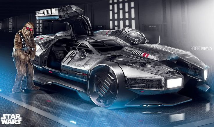 Clear space in your garage for this sweet millennium for Garage concept auto