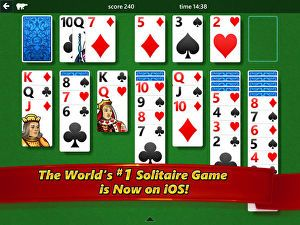 Now you can earn Xbox achievements for Solitaire on your iPhone