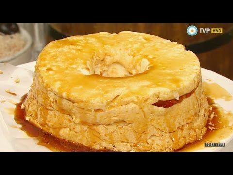 Los sí y los no de la isla flotante con sambayón casero - Recetas – Cocineros Argentinos