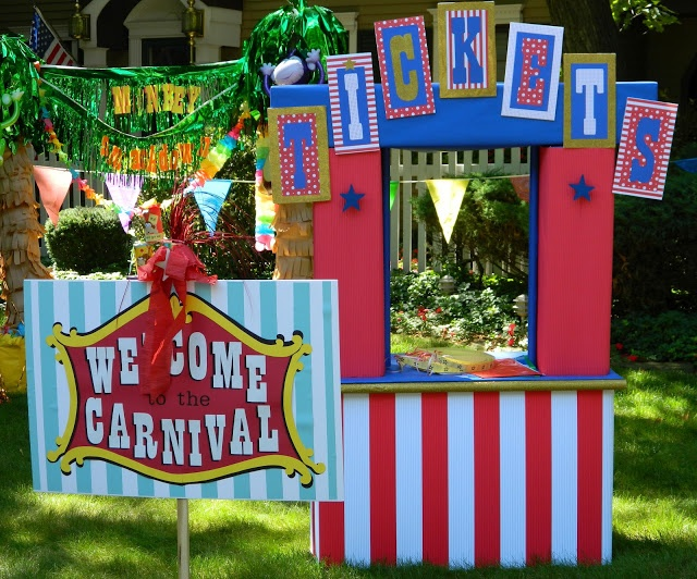17 best images about theme carnival on pinterest carnival wedding carnival games and - Carnival theme decoration ideas ...