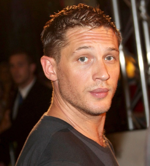 Tom Hardy.  Love him so much, I pinned him twice.