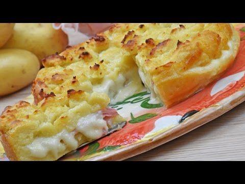 Sbriciolata di patate - Ricetta di Fidelity Cucina - YouTube