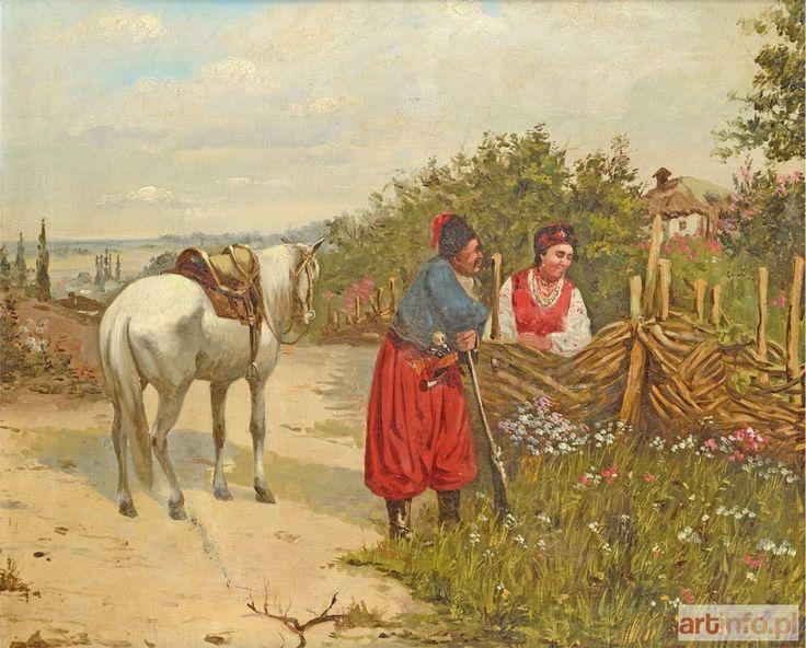 Aukcja katalogowa, Aukcja Dzieł Sztuki, , Władysław SZERNER (1836 Warszawa - 1915 Monachium), przypisywany
